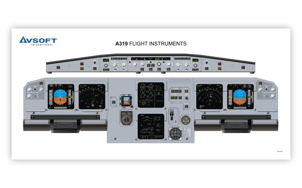Airbus A319 - Avsoft International