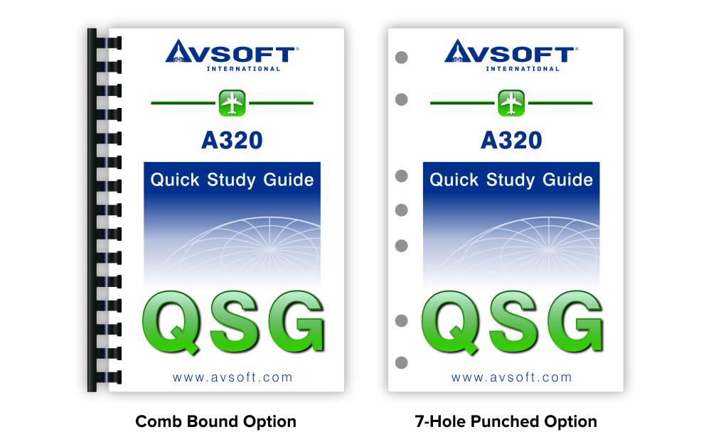 A320 Quick Study Guide